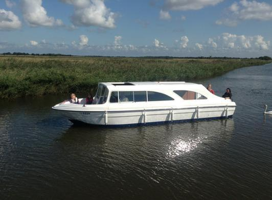 Martham Ferry Dayboat