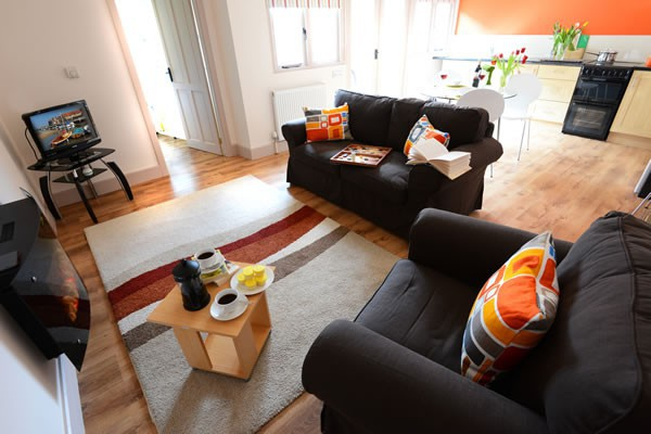 Half Hour House Lounge