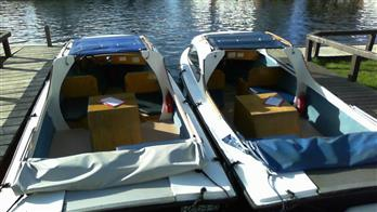 Wroxham Boat Hire Interiors