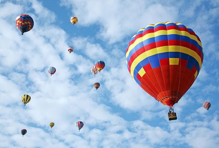 Experience Ballooning