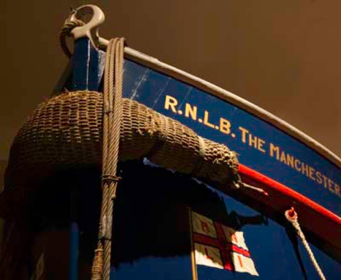 The Manchester Lifeboat