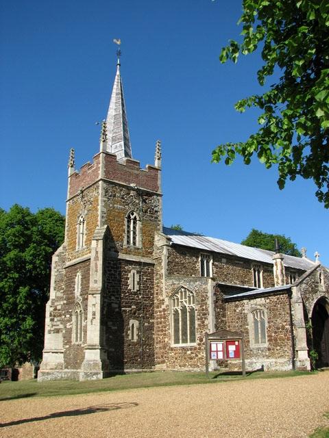 St Edmunds Church Downham Market External