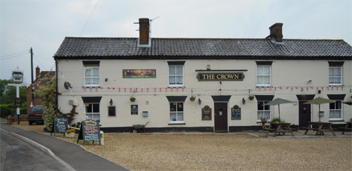 The Crown at Reepham