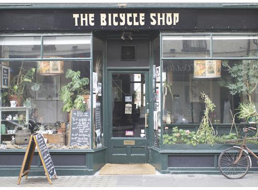 The Bicycle Shop Cafe Norwich