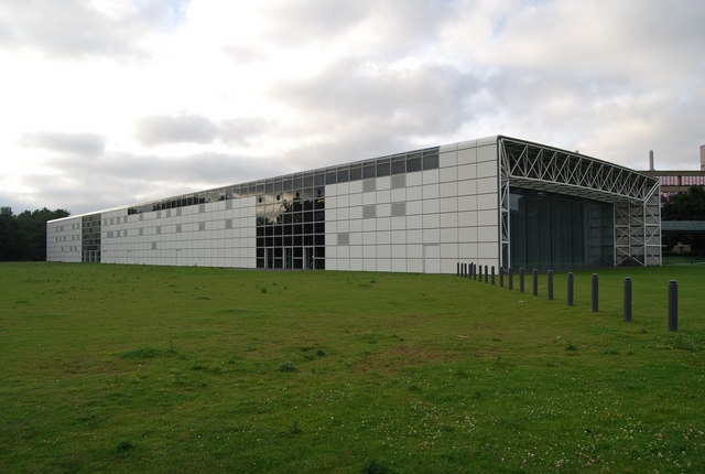 The Sainsbury Art Centre