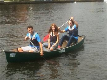 Wroxham Canoe Hire in Norfolk