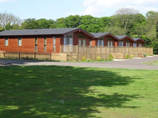Eco Lodges at Kings Lynn Campsite