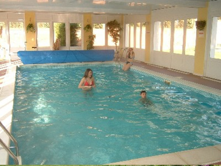 Indoor Swimming Pool in Barn Owl Holidays in Chedgrave Norfolk