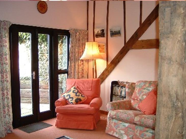 Barn Owl Cottages Living Room