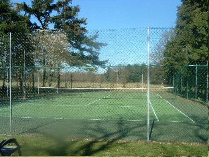 Tennis Court at barnOwl Cottages Chedgrave Norfolk