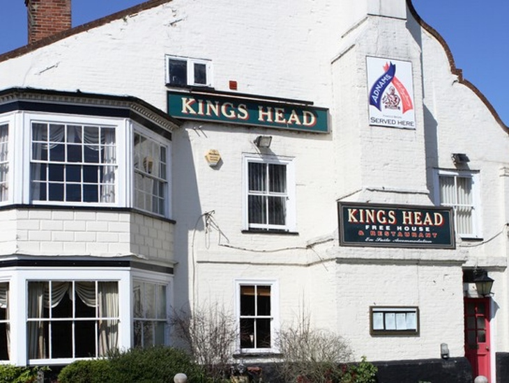 Kings Head Pub in Coltishall
