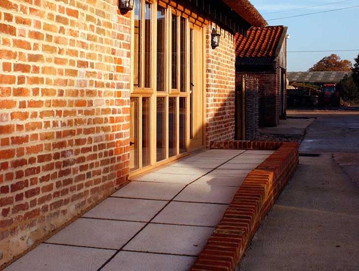 Ramp Access at Prince's Barn.jpg