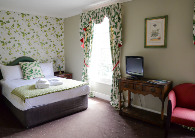 Scarborough Hill Bedroom