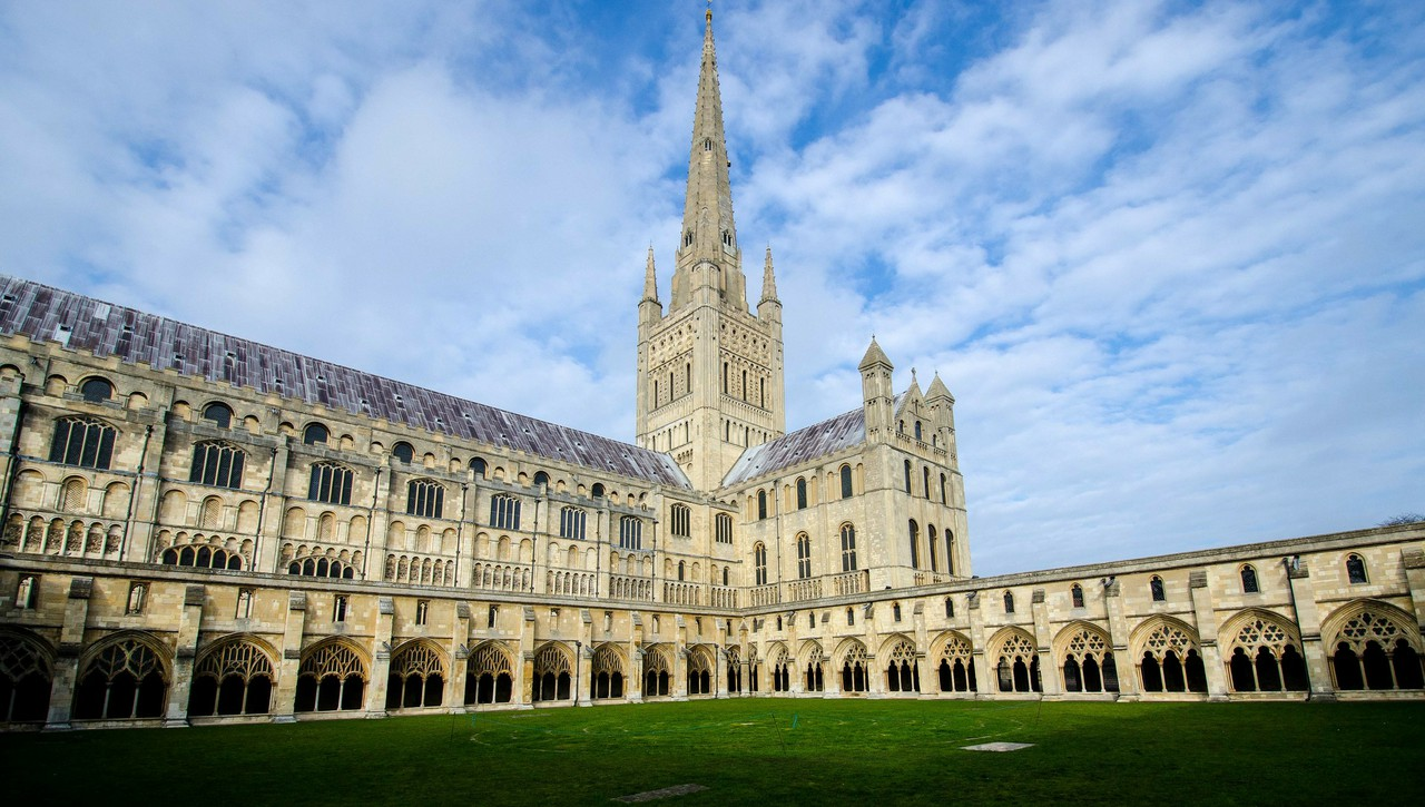 Norwich Cathedral 1
