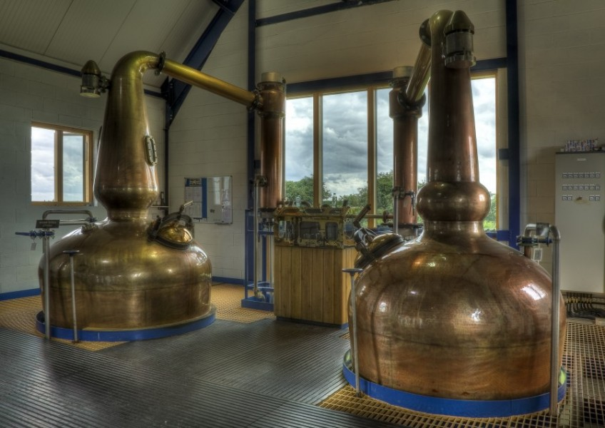 Whisky Stills