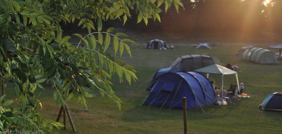Whitlingham Campsite 1