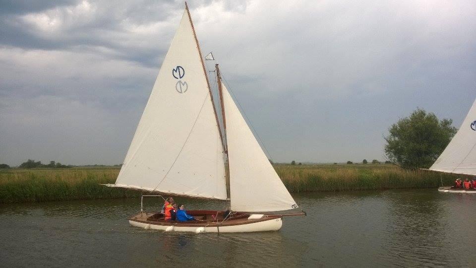 Martham Boats Half Decker