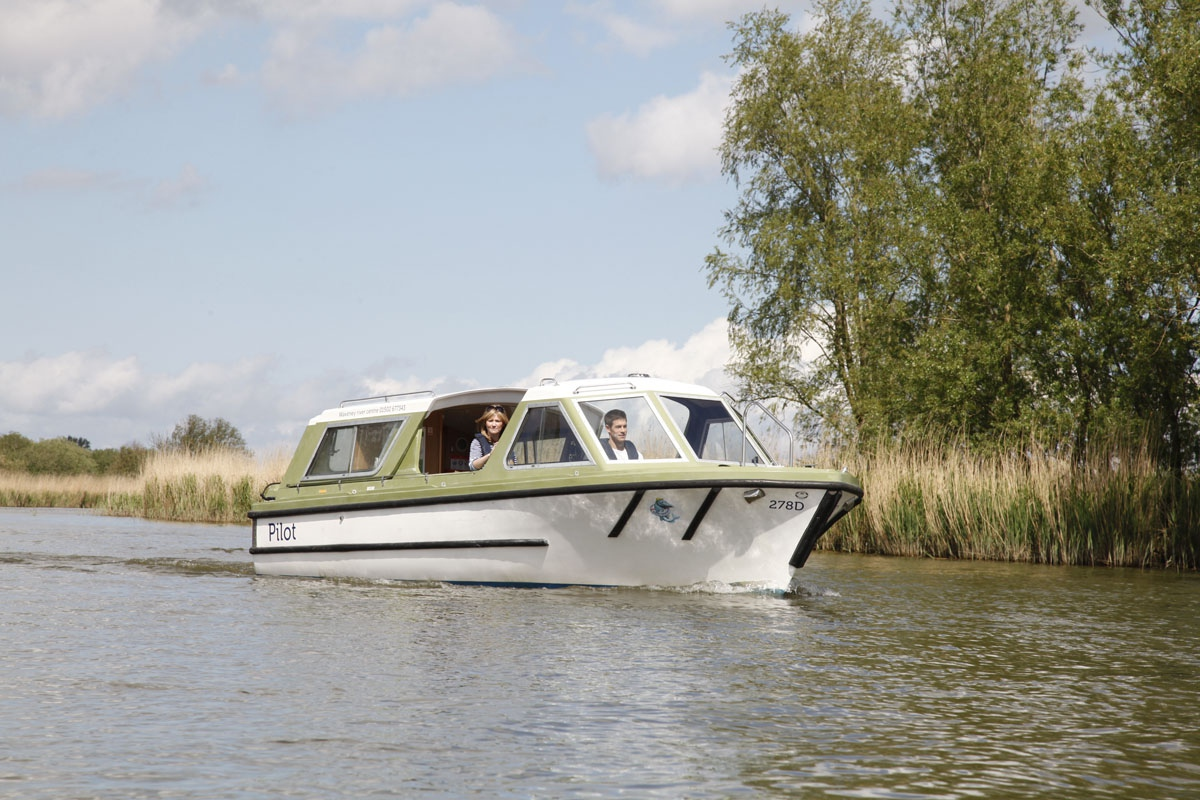 Waveney River Centre Pilot