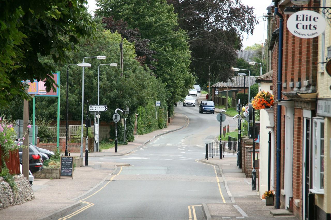 Stalham High Street