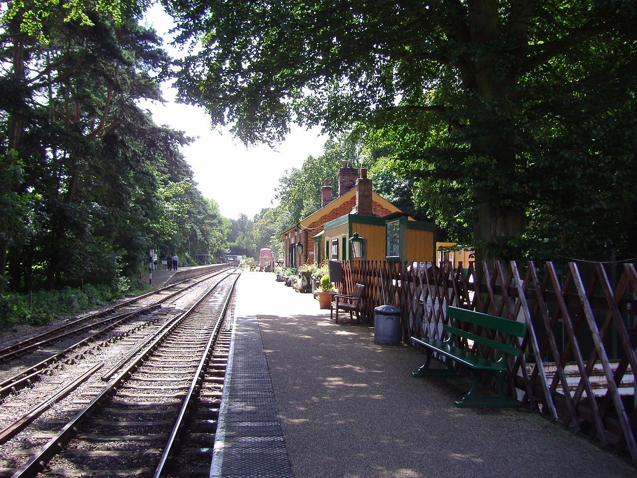 Holt Railway Station