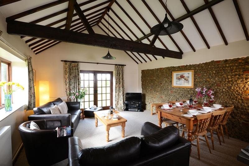 Beech Cottage Interior