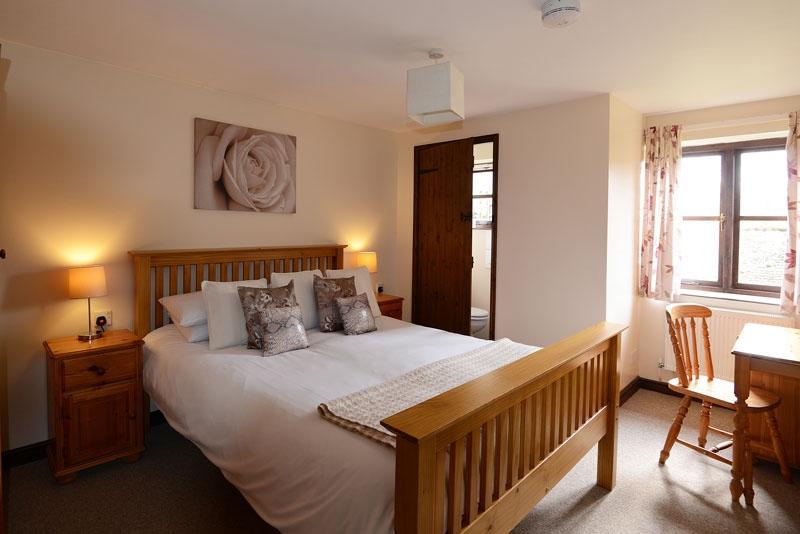 Beech Cottage Double Bedroom