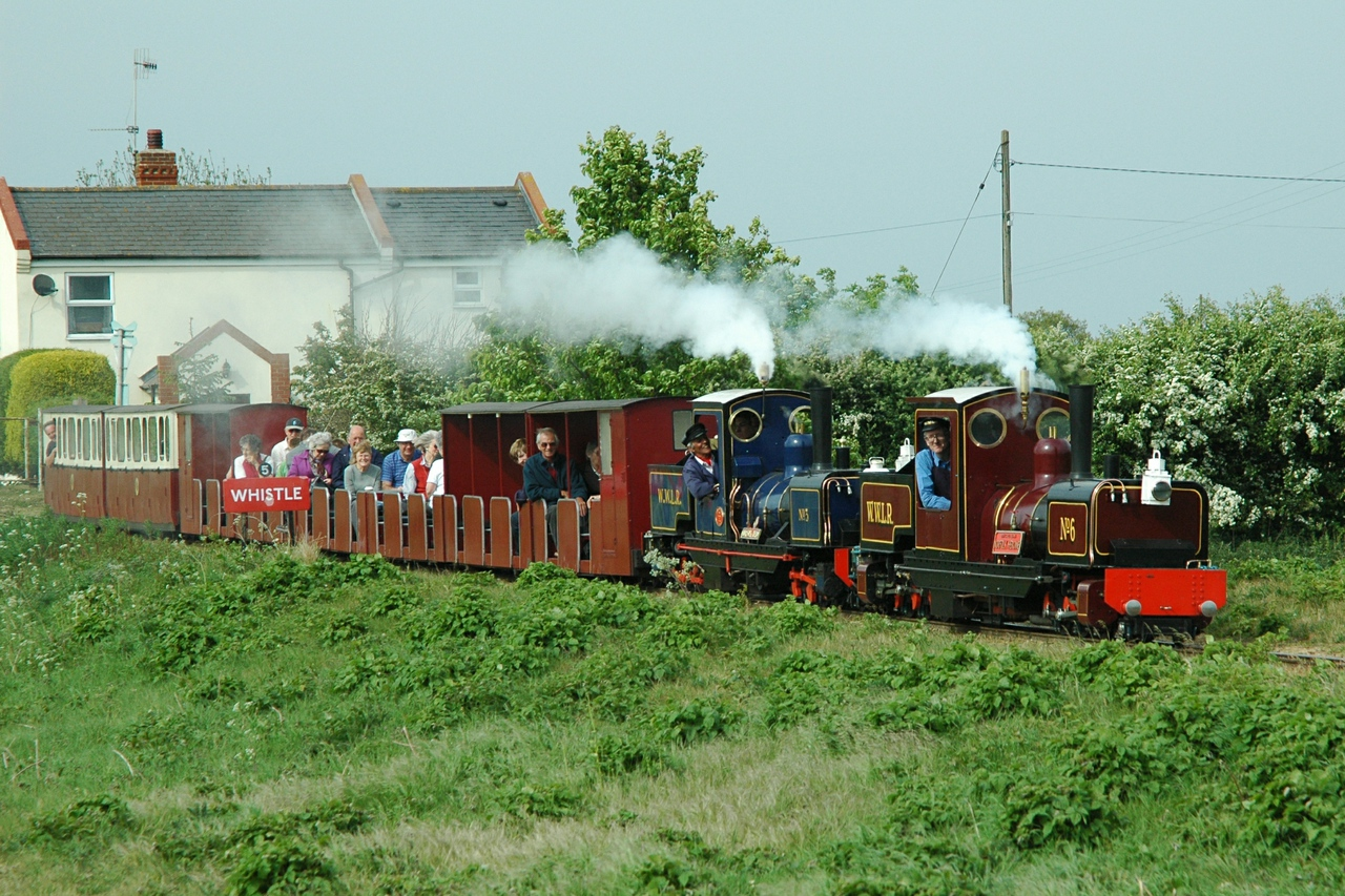 Wells and Wasingham railway