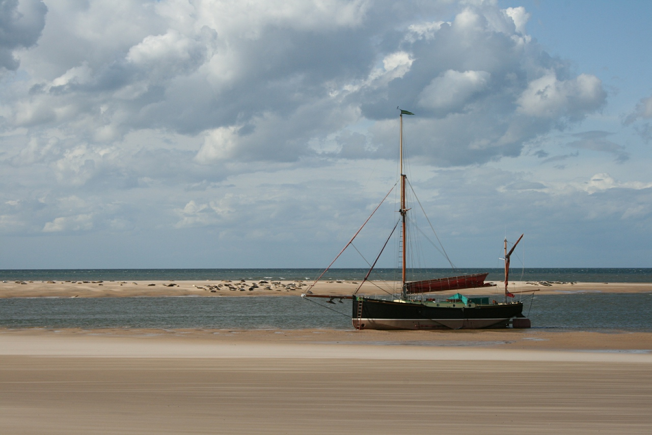 Blakeney Spit North Norfolk