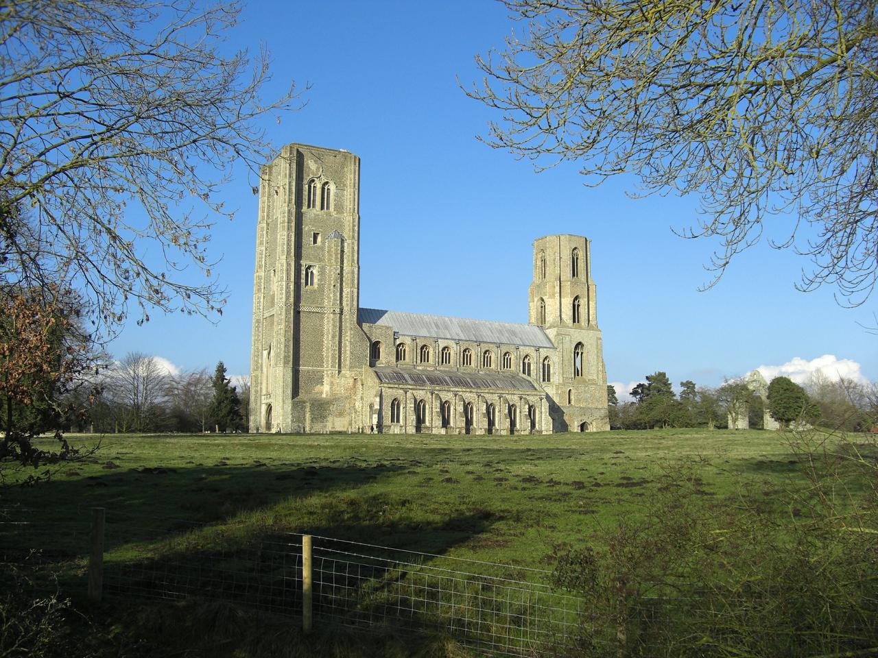 Wymondham Abbey Ext