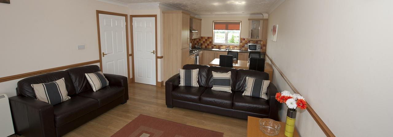 Mallard Apartment Lounge Herbert Woods Norfolk