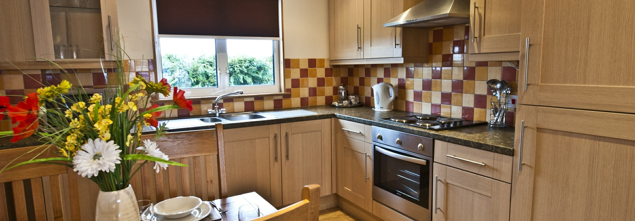Mallard Apartment Kitchen Herbert Woods Norfolk
