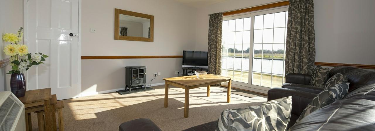 Waterside Cottage Lounge Herbert Woods
