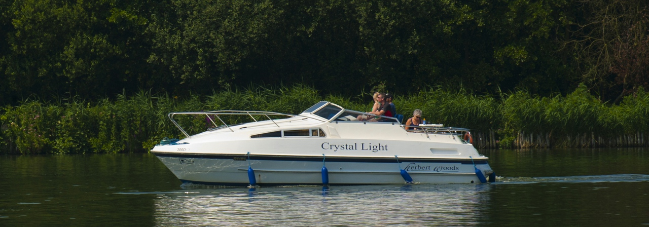 Crystal Light Cruiser Herbert Woods Norfolk