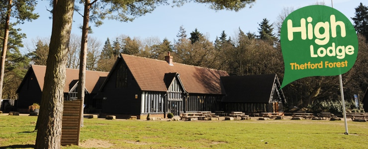 High Lodge Thetford Forest