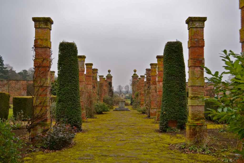 Sandringham House Walled Garden in Norfolk