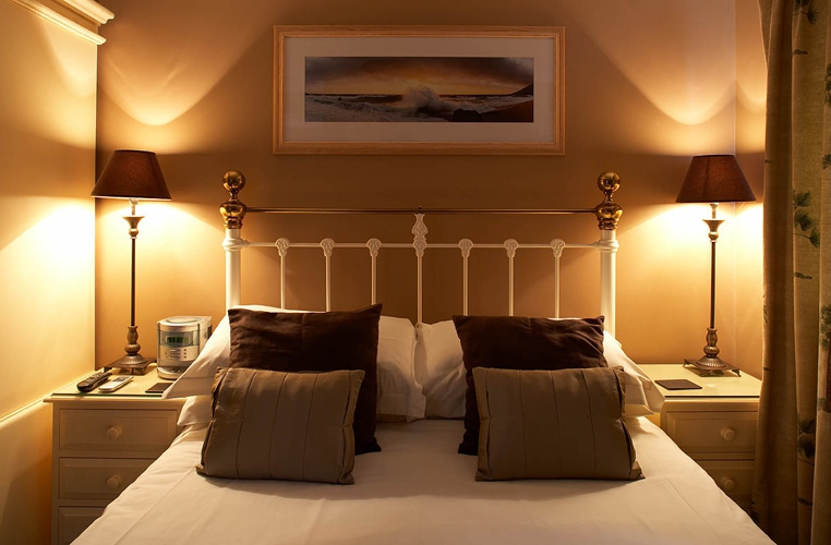 Boxwood B & B in Wells bedroom