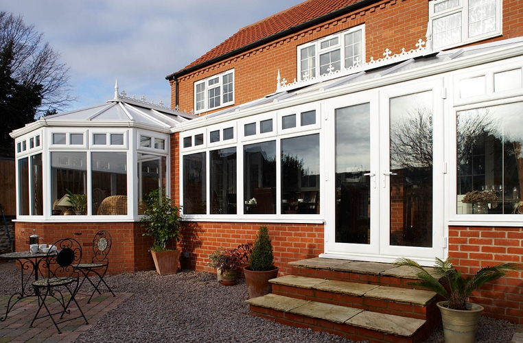 Boxwood Conservatory in Wells Norfolk
