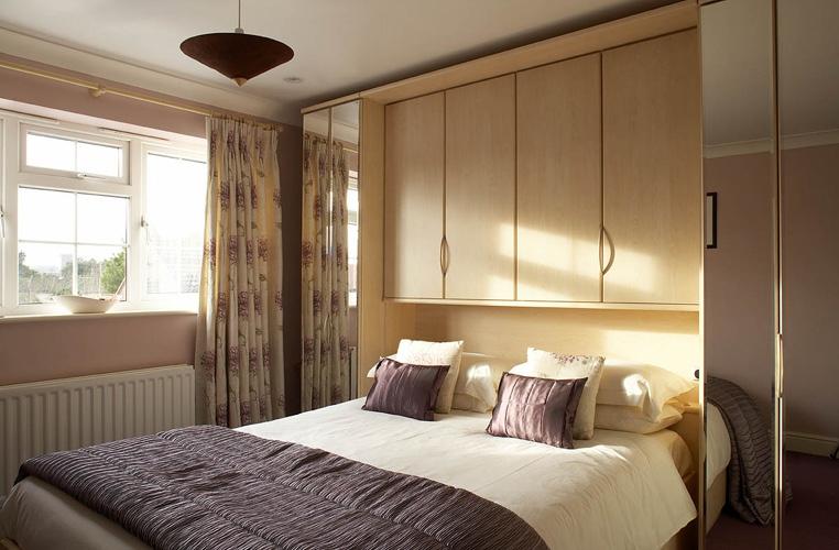 Boxwood in Wells Norfolk bedroom