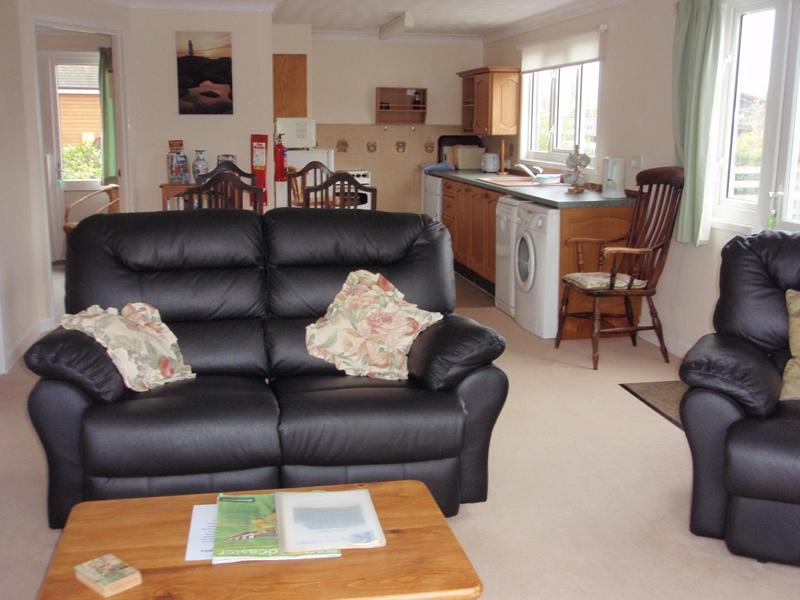 King Line Cottages interior in Horning Norfolk