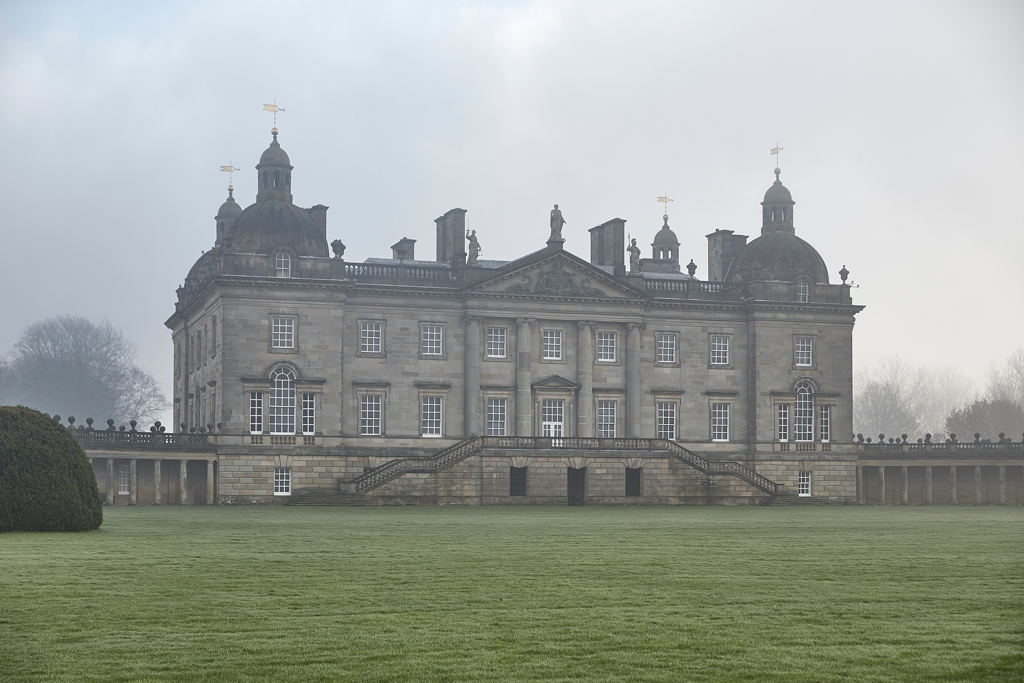 Houghton Hall in Norfolk