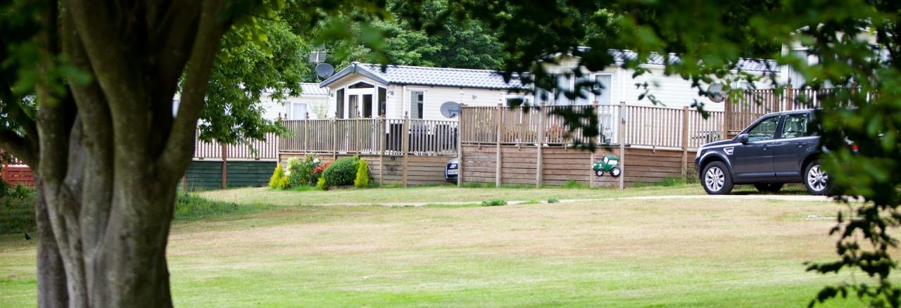 Forest Park Lodges in Norfolk