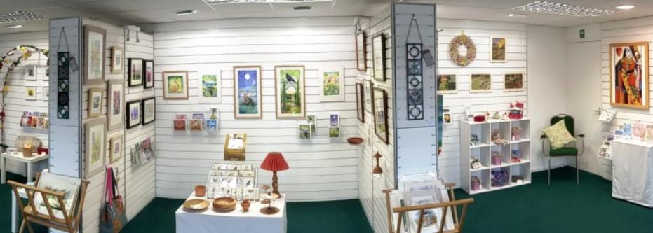Dragonfly Art gallery