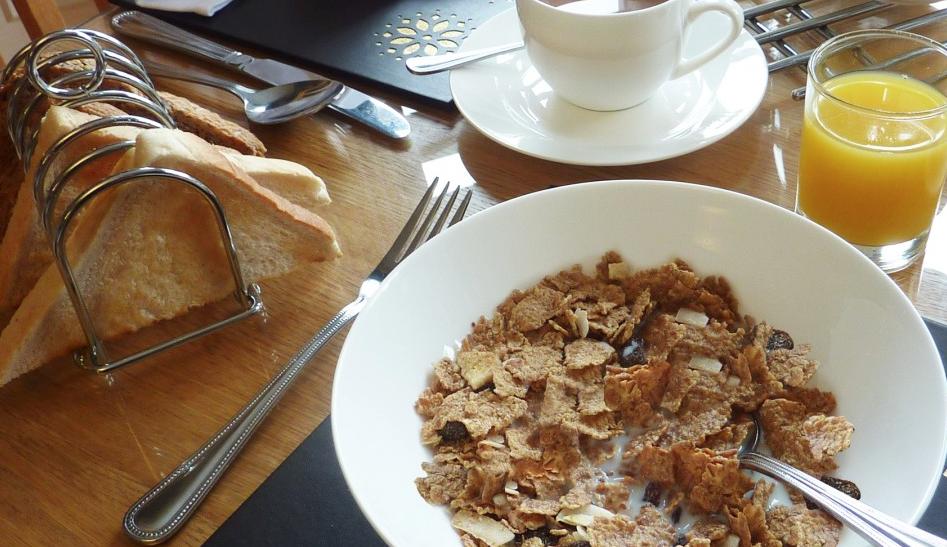 Breakfast at The Merivon