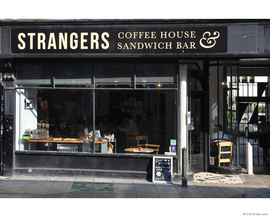 Strangers Coffee House