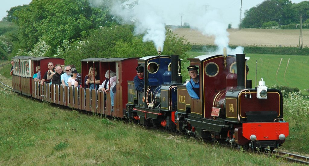 Wells & Walsingham Light Railway Train.jpg