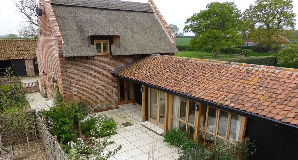 Prince's Barn and Courtyard Garden