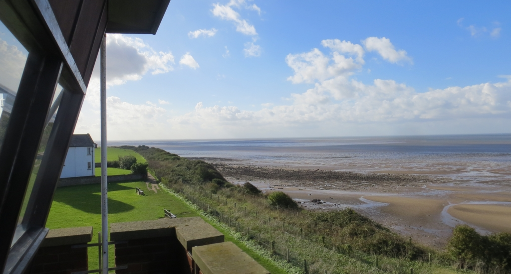 Coastguard Tower Cottage View