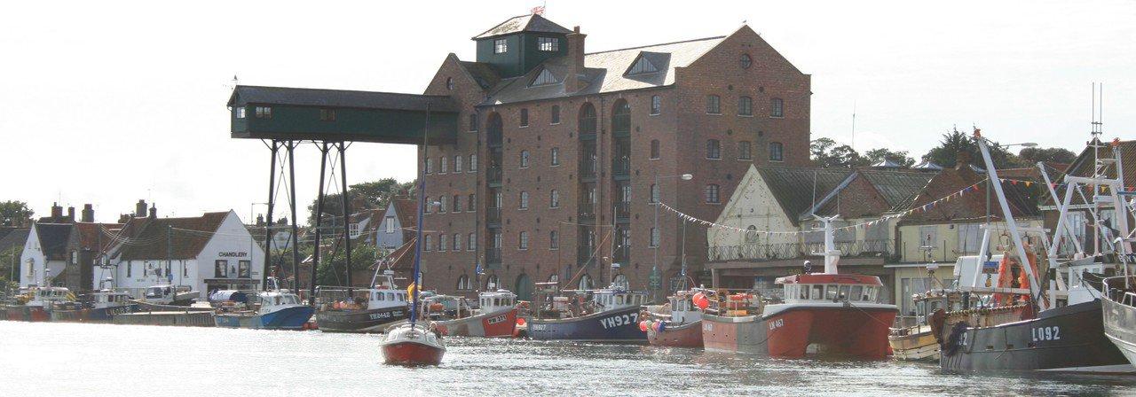 Wells Dock