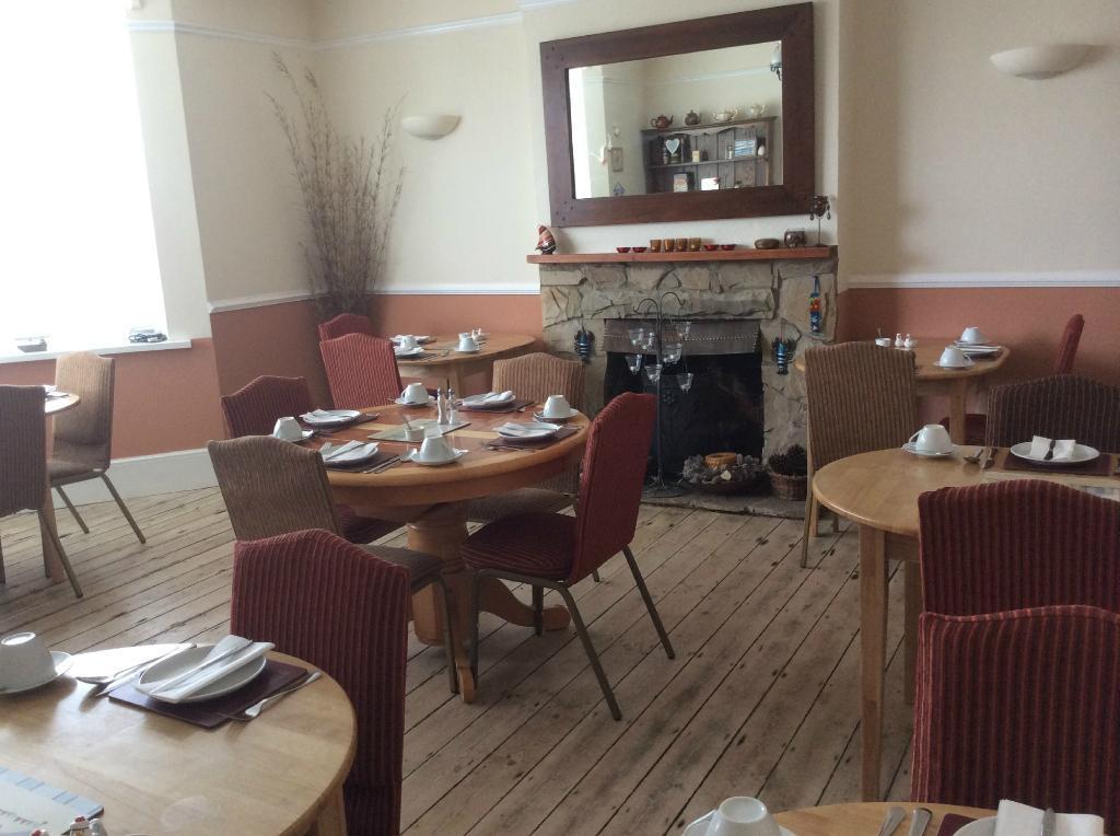 Breakfast Room At Highfield House