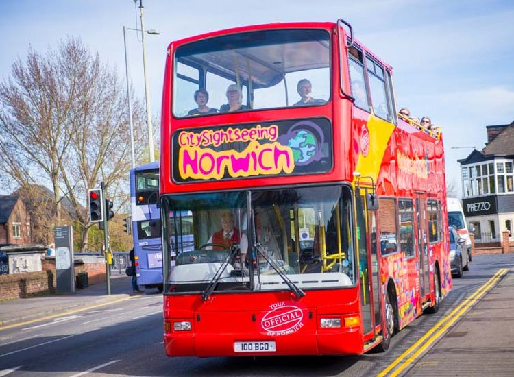 Official Norwich Tour